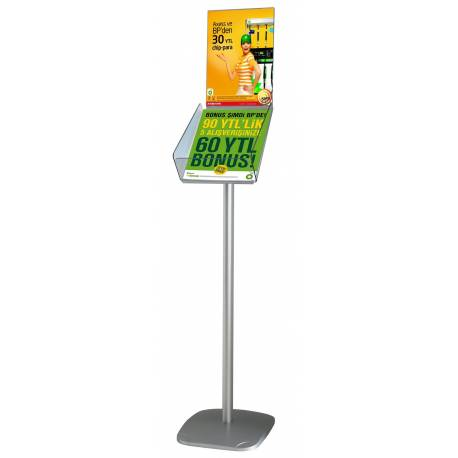 Distributeur de documentation 4039 - Porte messages, porte