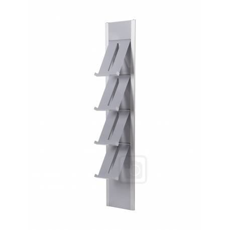 Porte document mural 4815 afix for Porte document mural metal