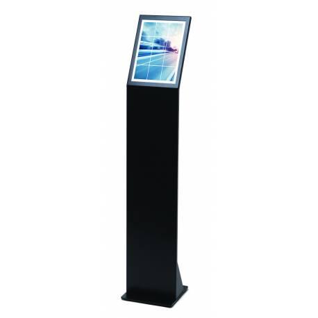 Porte menu 4053 - Porte visuels et porte messages de sol