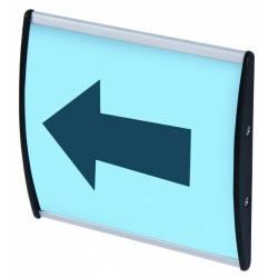 Porte étiquette 7027 - Signalétique intérieure