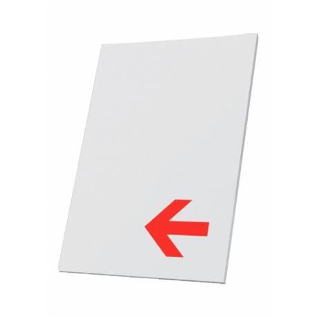 Accessoire 9280 porte visuel - Accessoires comptoirs, stands et
