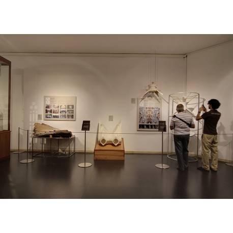 Accessoire 9486 porte visuel musées - Accessoires comptoirs
