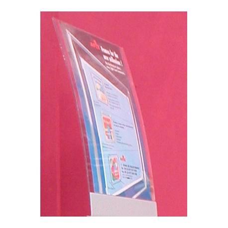 Porte visuel A4 pour présentoir 2006 - Accessoires pour