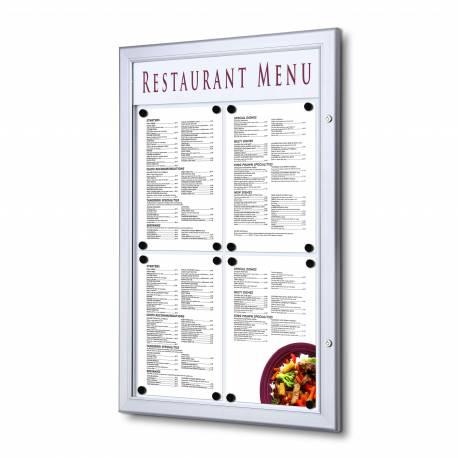 Porte menu mural 4805L