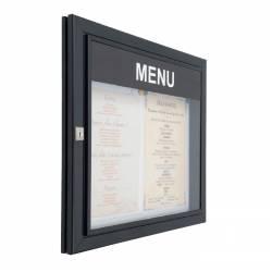 Porte menu extérieur 5012