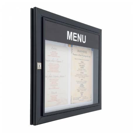 Porte menu extérieur 5012L