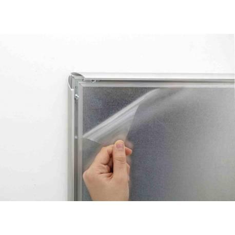 Cadre sécurisé et ignifugé 8056 - Portes affiches intérieur