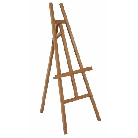 Chevalet bois porte-toiles 5203