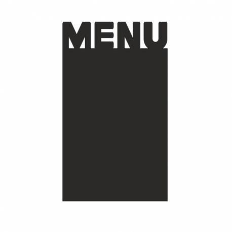 Ardoises 7048 pour porte menu de comptoir 7047