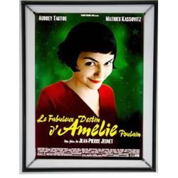 Porte affiche 12 mm affiche cinéma