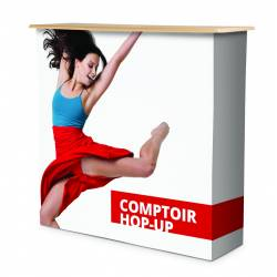 Comptoir promotionnel 6520