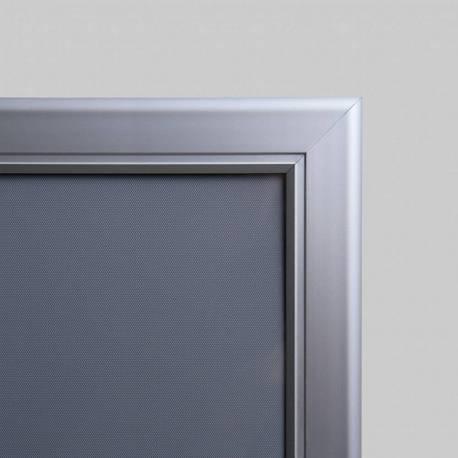 Cadre vitrine sécurisé 8054