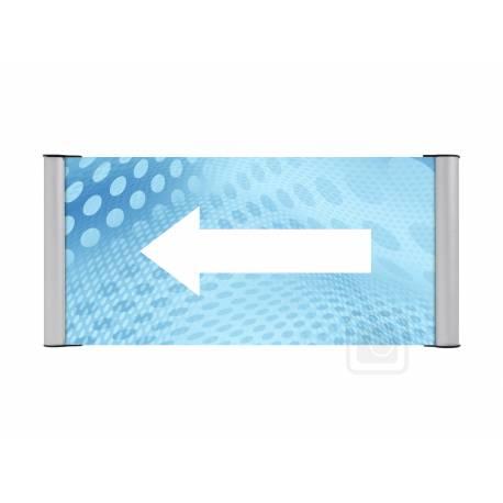 Porte étiquette 7044 - Signalétique intérieure