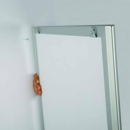 Cadre à clapets LED 8062 Eco - Portes affiches intérieur