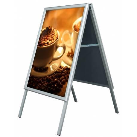 Chevalet standard 4009 - Porte messages, porte menus et porte
