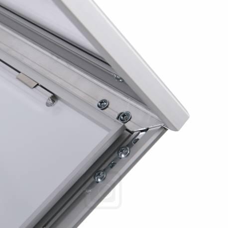 Porte menu LED 4801 - Porte visuels et porte messages de sol