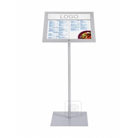 Porte menu 4800 - Porte visuels et porte messages de sol