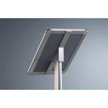 Porte visuel 4006 - Porte visuels et porte messages de sol