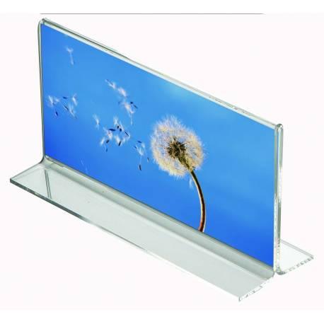 Porte menu 7013 - PLV de comptoir