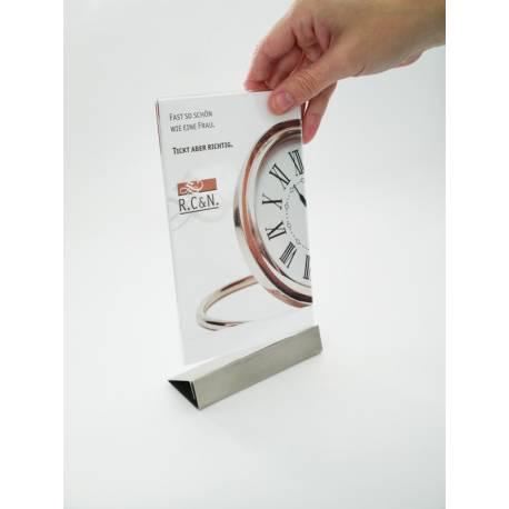 Porte étiquette 7009 - PLV de comptoir